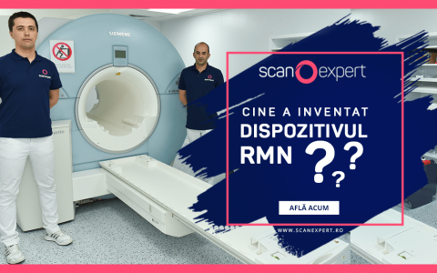 Cine a inventat dispozitivul de rezonanţă magnetică nucleară (RMN)?