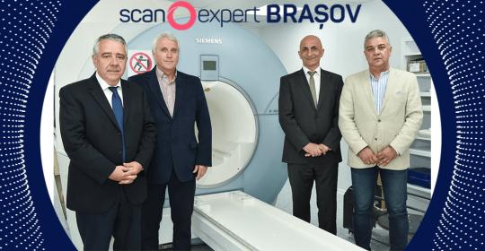POZE: Inaugurare SCAN EXPERT – Centru de imagistica medicala de Reznonanta Magnetica in Brasov