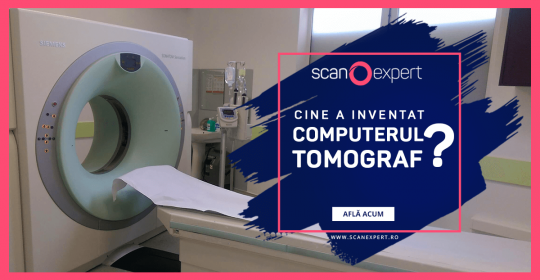 BLOG: Cine a inventat computerul tomograf ?