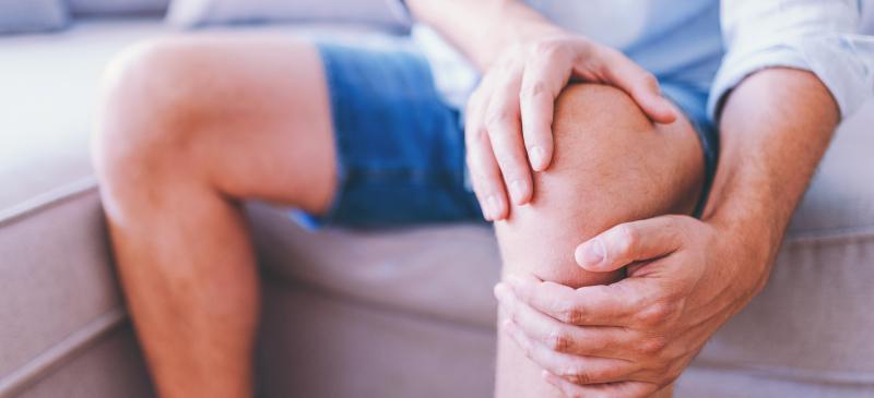 unghiile de la nivelul genunchiului