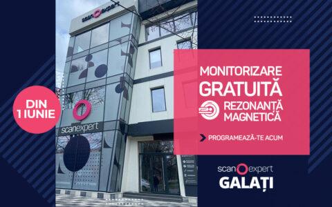 Centrul de Imagistică Medicală Scanexpert Galați vine în întâmpinarea pacienților asigurați cu monitorizarea acestora și servicii medicale decontate de CAS